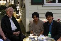 Jan Visser, Evelyn en Jose Milan